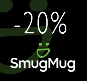 20% descuento en cualquier Plan - SmugMug - Opción para el fotógrafo.